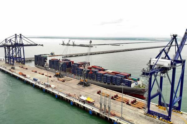 Kuala Tanjung Bakal jadi Pelabuhan Kelas Dunia